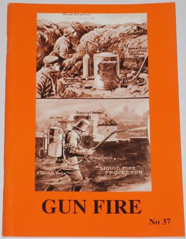 Gun Fire (Number 37), edited by A.J. Peacock
